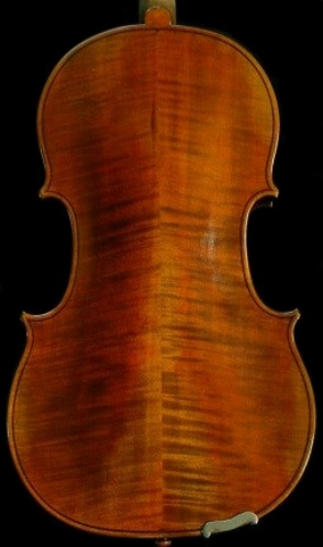 Andrea                   Guarneri Viola Model Back