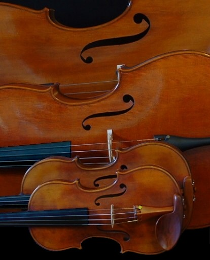 Franke Violin Family